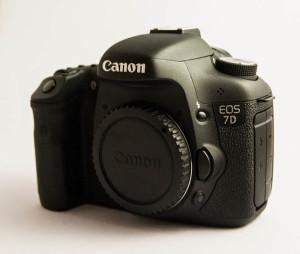Canon 7D Camera Body
