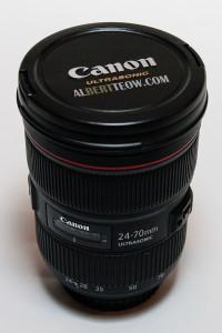 Canon 24-70mm f/2.8 II L Lens