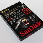 Sandisk Extreme Pro 16GB